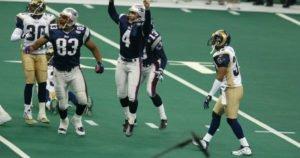 Super Bowl XXXVI - Fonte: CBS