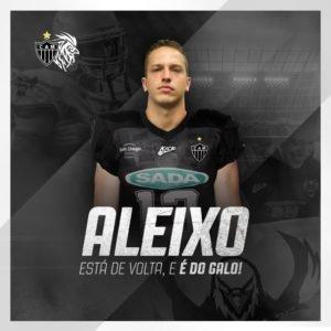 Foto: Instagram Galo Futebol Americano