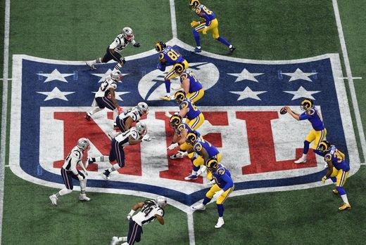 Super Bowl - Fonte: USA Today
