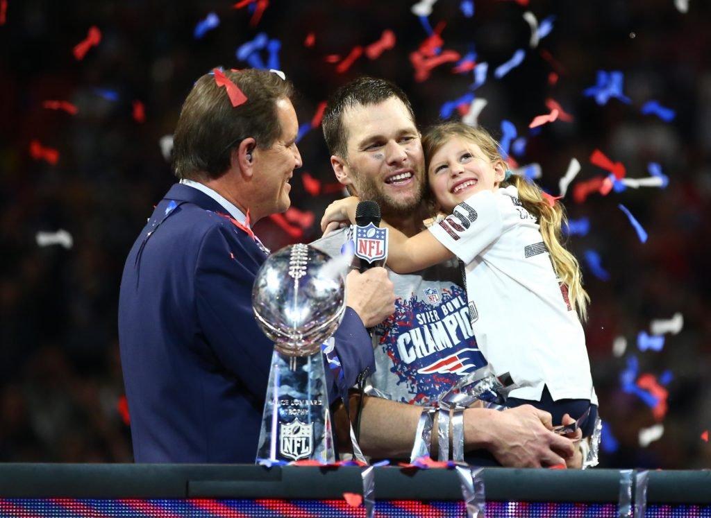 Patriots Campeão - Fonte: NRIS