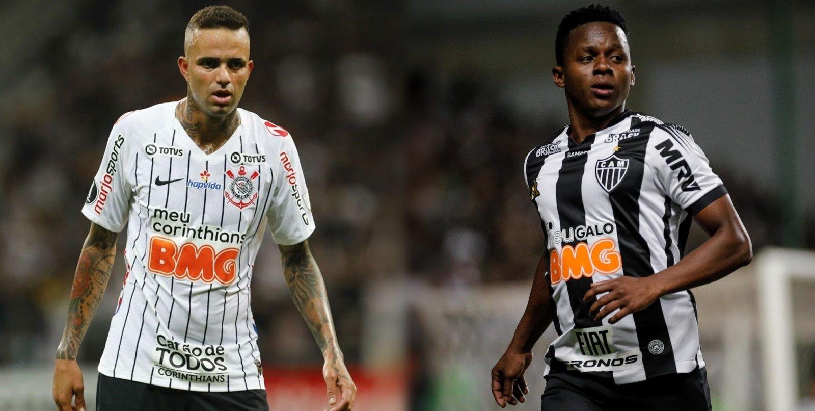 Alexandre Mattos descarta contratação do Luan do Corinthians e Cazares pode ser anunciado no time paulista