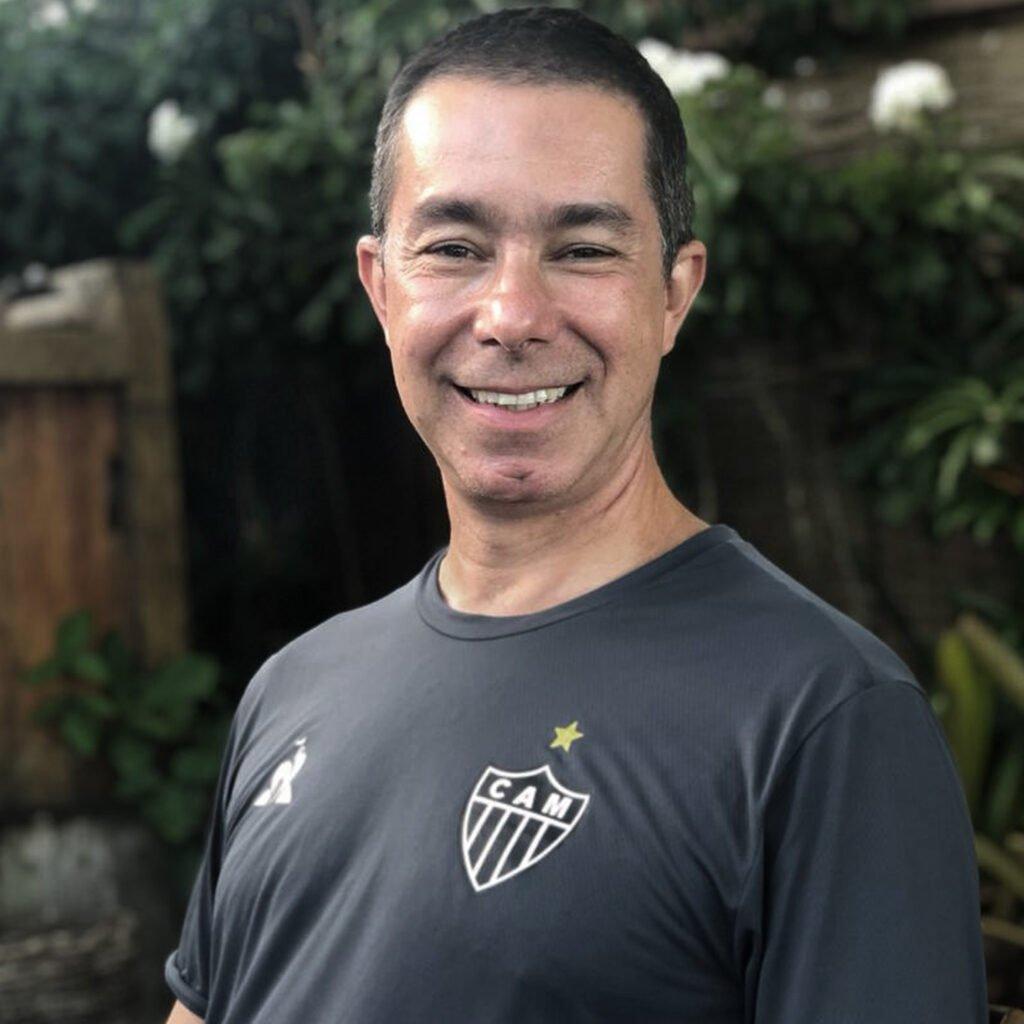 Espora 13 - Atlético - Galo - Atlético-MG - André Lamounier - Atlético anuncia André Lamounier como novo diretor de Comunicação do clube