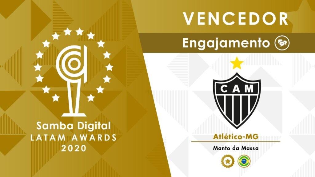 Espora 13 - Atlético - Galo - Atlético-MG - Manto da Massa - Flávio Markiewicz - Marketing do Atlético - Atlético vence o prêmio internacional de marketing por campanha do Manto da Massa