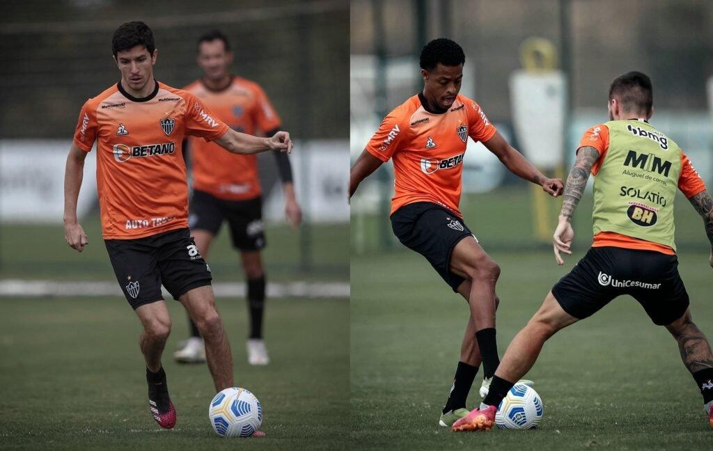 Espora 13 - Atlético - Galo - Atlético-MG - Embalado no Brasileiro, Galo pega a Chape no Mineirão. Igor Rabello segue fora, Nacho e Keno voltam ao time