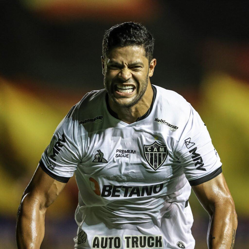 Espora 13 - Atlético - Galo - Atlético-MG - Hulk esmaga denovo, e Galo derrota o Sport em Recife