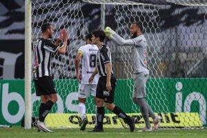 Espora 13 - Atlético - Galo - Atlético-MG - Galo volta a vencer o Remo e está nas oitavas de final da Copa do Brasil