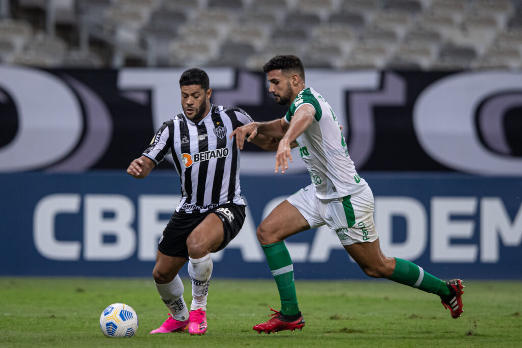 Espora 13 - Atlético - Galo - Atlético-MG - Galo perde para o Santos na Vila Belmiro