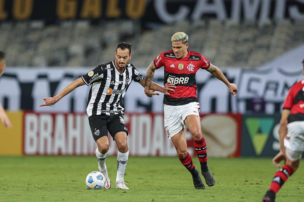 Espora 13 - Atlético - Galo - Atlético-MG - Uma vez Flaguês, sempre Flaguês! Com show de Mariano e Savarino, Galo vence o maior rival no Mineirão