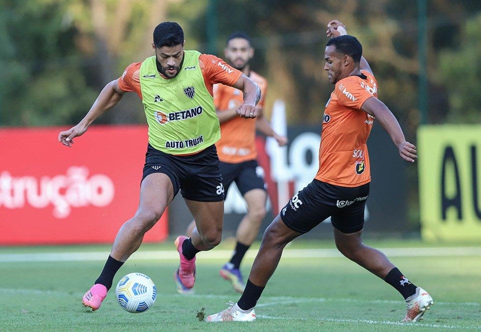 Espora 13 - Atlético - Galo - Atlético-MG - Confronto de Libertadores: Galo vai à Argentina para duelo contra o Boca, em busca de resultado positivo e dúvidas na escalação