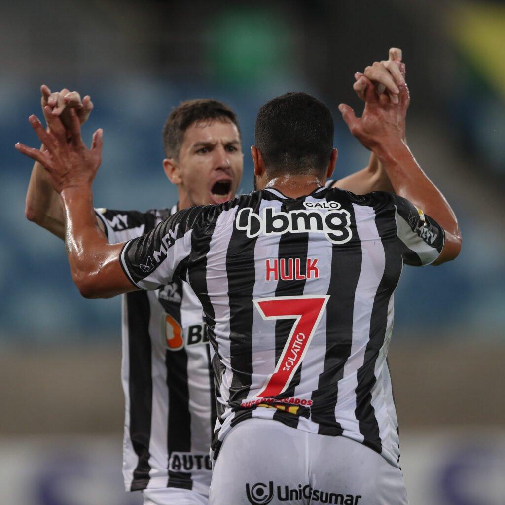 Espora 13 - Atlético - Galo - Atlético-MG - Galo faz o mínimo e vence o Cuiabá fora de casa
