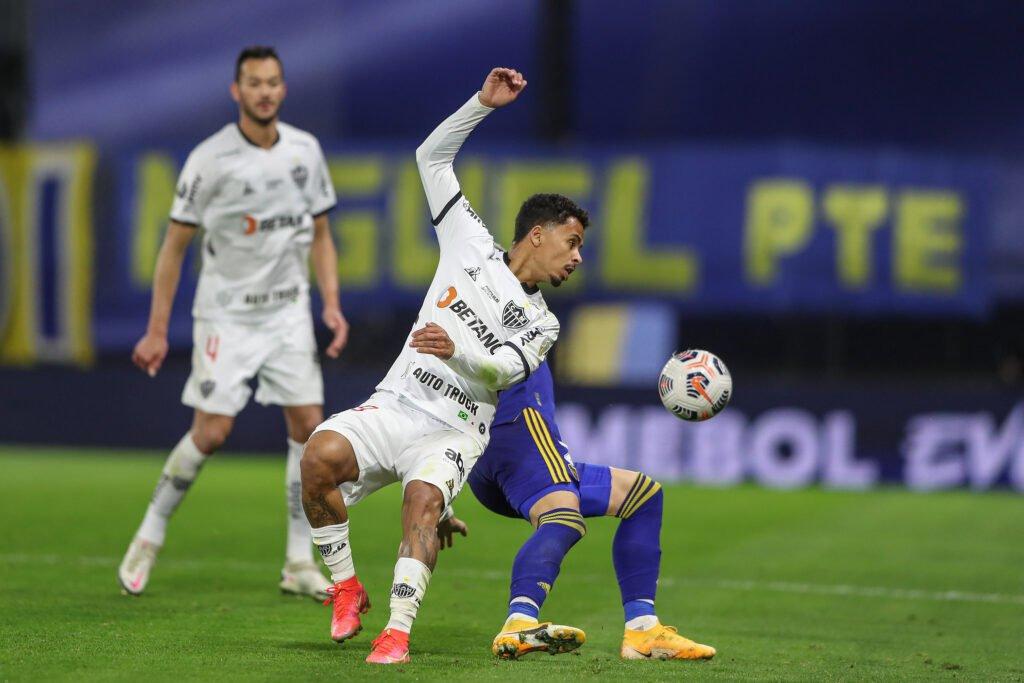 Espora 13 - Atlético - Galo - Atlético-MG - Atlético empata com o Boca na Bombonera, e decisão fica para o Mineirão