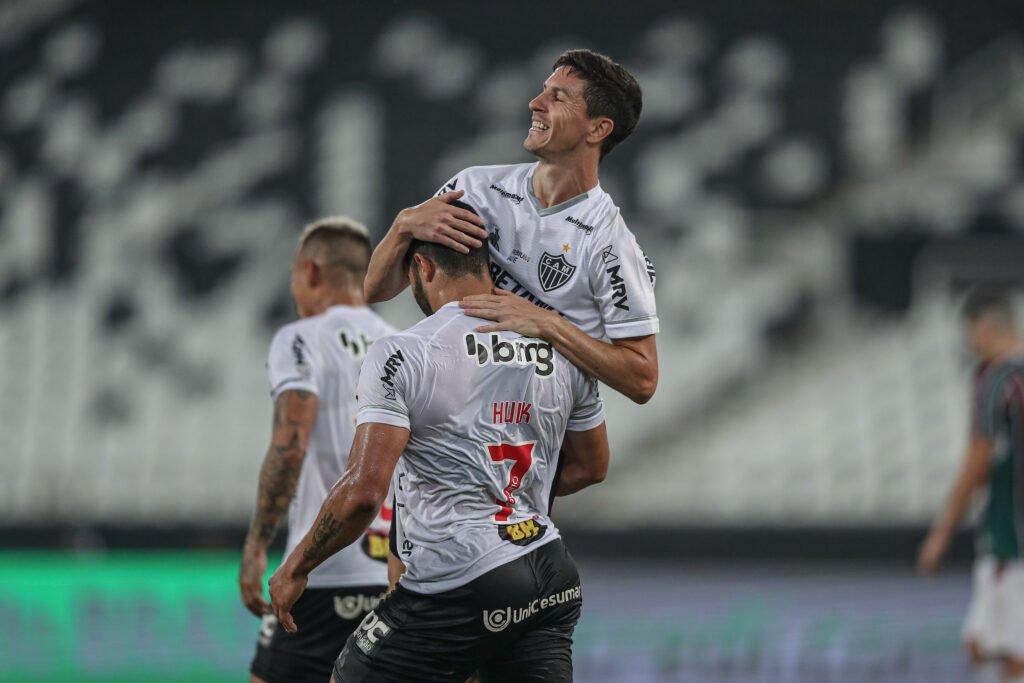 Espora 13 - Atlético - Galo - Atlético-MG - Galo conquista vitória importantíssima diante do Fluminense, pela Copa do Brasil