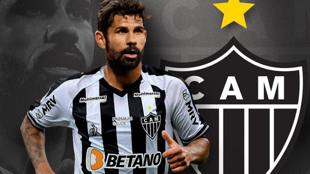 Espora 13 - Atlético - Galo - Atlético-MG - Diego Costa é do Galo! Atlético acerta com atacante